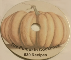 Pumpkin Recipe Book 630